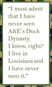 A&E Duck Dynasty Controversy 5