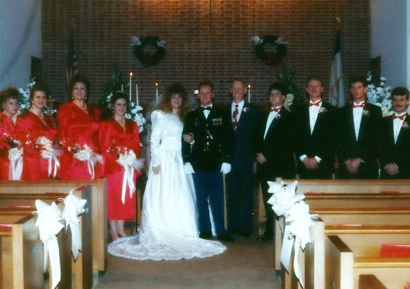 Larry and Michelle Jester wedding pictures i4aa